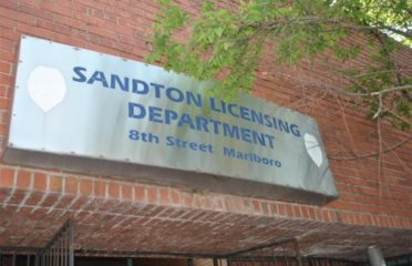 Sandton Licensing and Testing Department