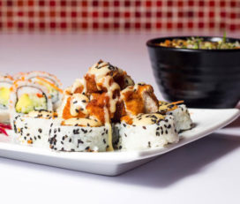 Hashi – Fusion Sushi and Seafood