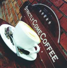 Strictly Come Coffee (River Square)