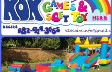 KDK Outdoor Games & Soft Toy Hire