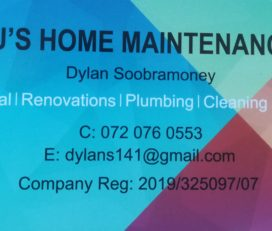 JJ's Maintenance and Cleaning services
