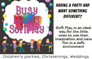Busy Hands Softplay Hire