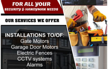 Daddy Fixit – Security Installer and General Handyman Service