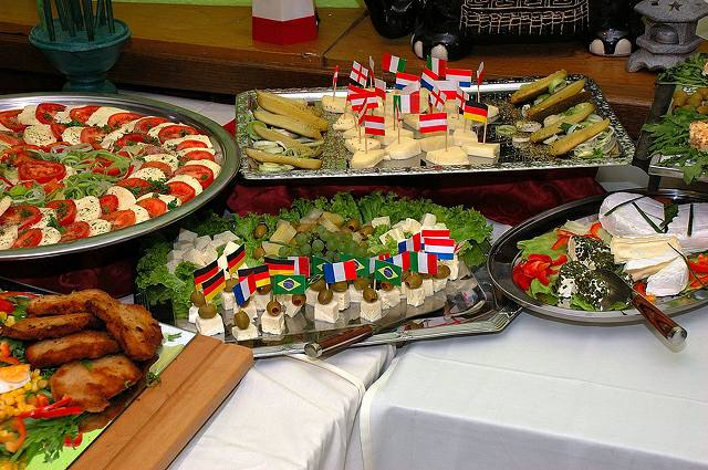 EatOut Film Caterers