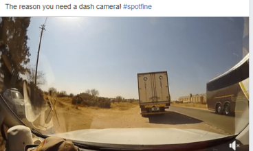 Dashcams, Corruption, and Theft