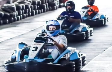 Indy Kart Indoor karting @ Rosebank Mall