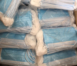 Order 3M 1860,FFP2 and 3 Ply Disposable Mask